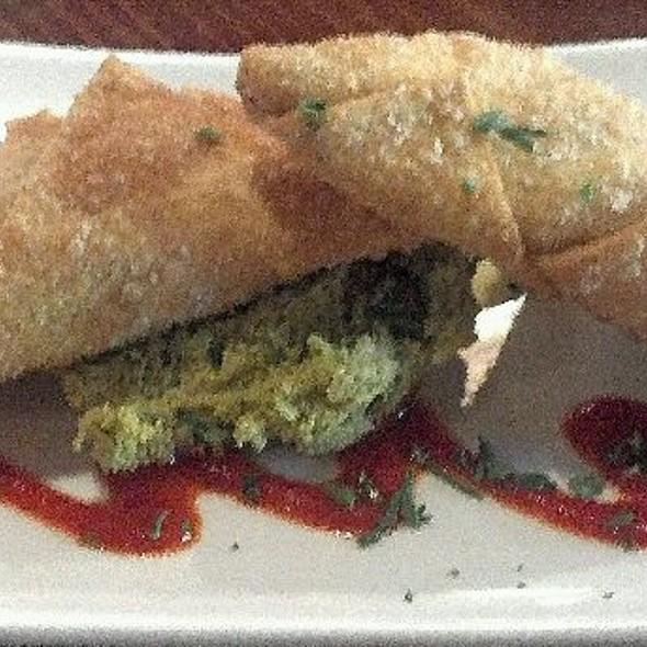Tandoori Chicken Samosas @ The Sly Fox Pub