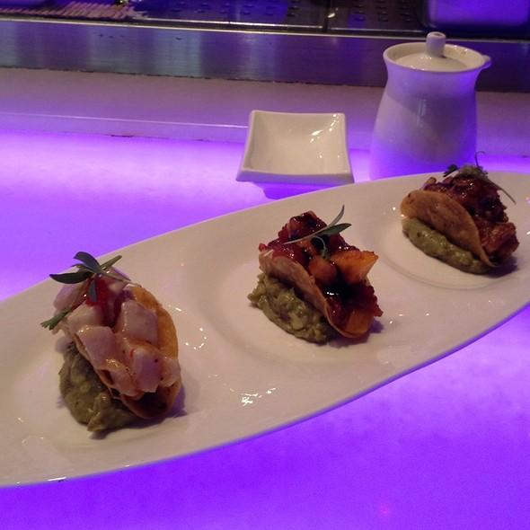 Shashimi Taco Trio - Nisen Sushi - Commack, Commack, NY