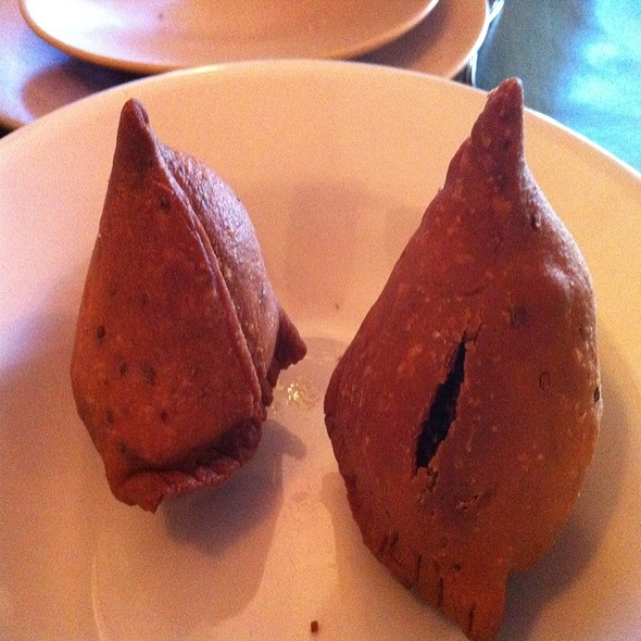 Samosa @ Sansar Indian Cuisine