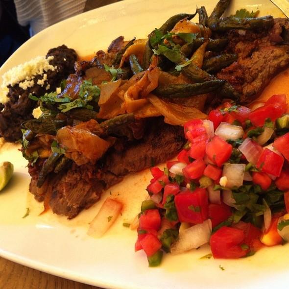 Carne Asada Platter