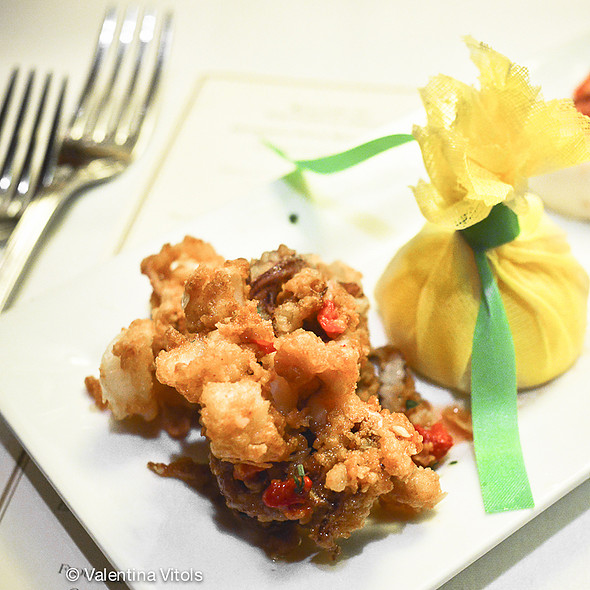 Fried Calamari - The Capital Grille - Seattle