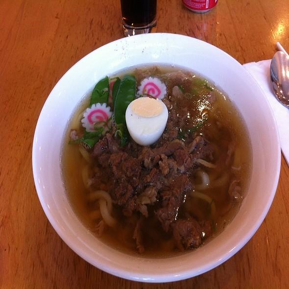 Beef Udon @ Misato