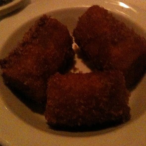 Fried Banana @ Brazaviva Churrascaria