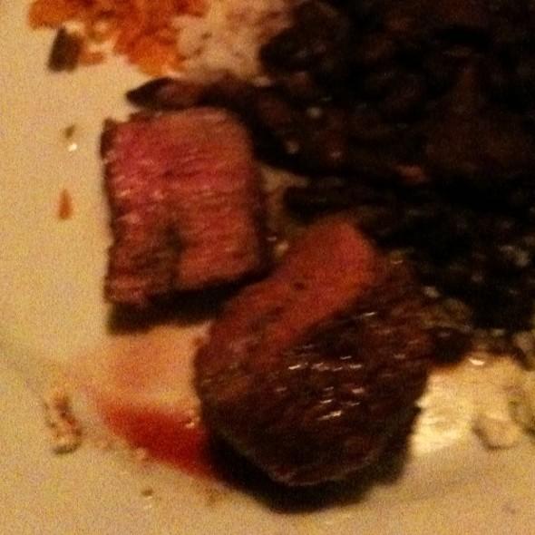 Bacon Wrapped Grilled Filet Mignon @ Brazaviva Churrascaria