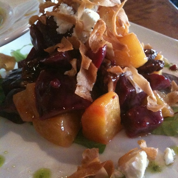 Beet Salad - The Irish Inn at Glen Echo, Glen Echo, MD
