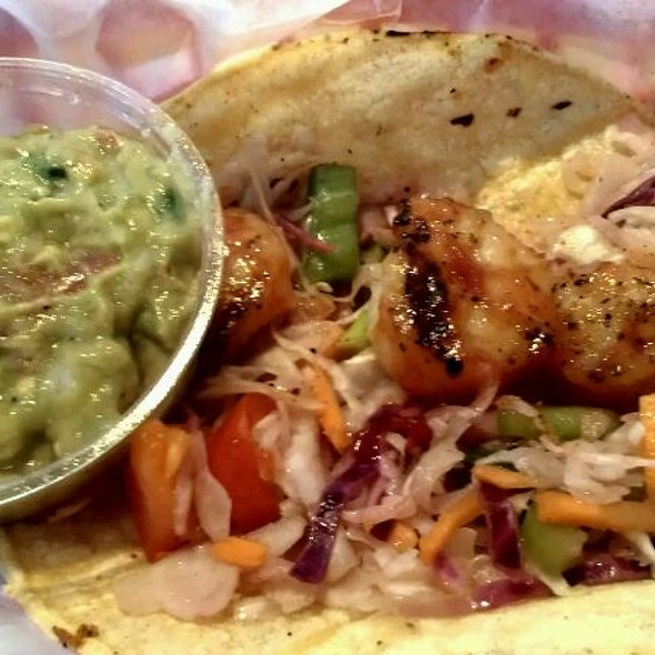 Shrimp Taco With Avocado Pico De Gallo @ Quality Seafood Wholesale