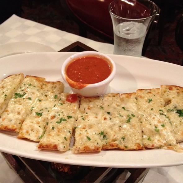 Garlic Cheese Bread @ Giordanos Pizzeria, Chicago
