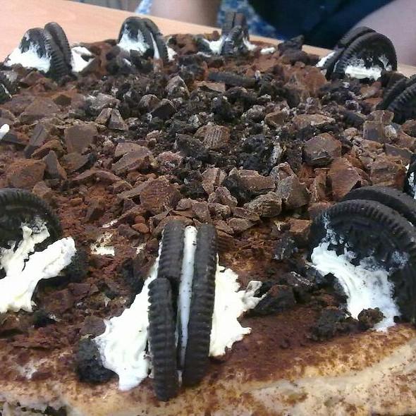 Oreo Cheesecake @ Gencarenzo