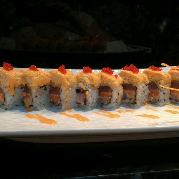 House Roll @ Yum's Asian Bistro