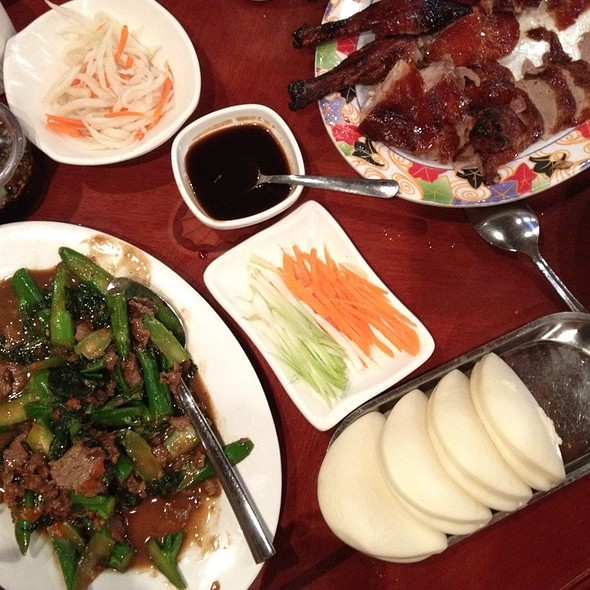 Peking Duck Feast @ Sun Wah Bar-B-Que