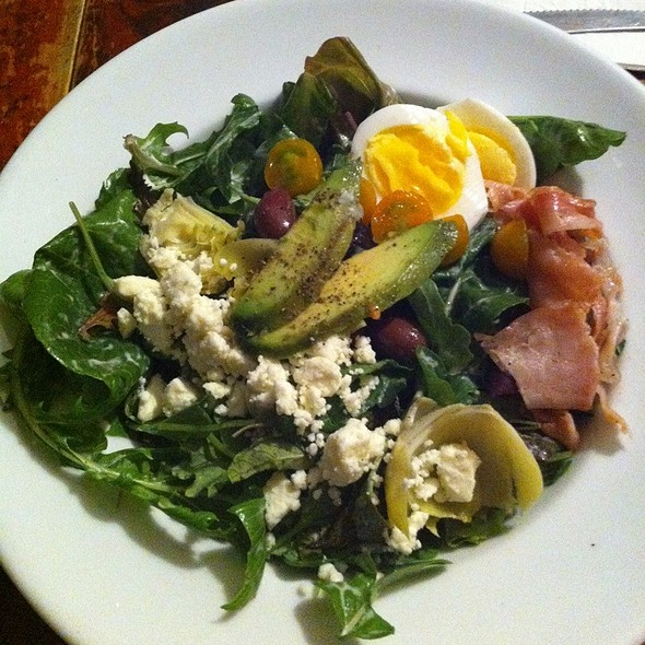 Cobb Salad W/Prosciutto @ Ted & Honey