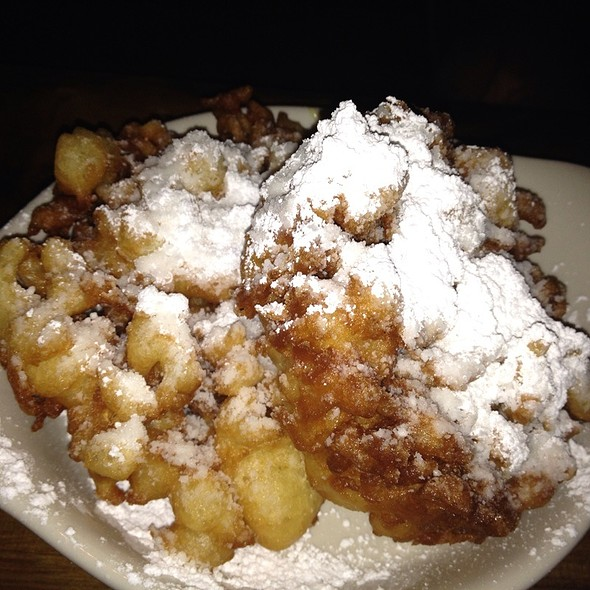 Funnel Cake @ Lure