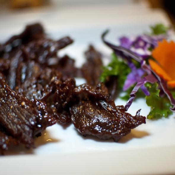 Paradise Beef @ Ronnarong Thai Tapas Bar