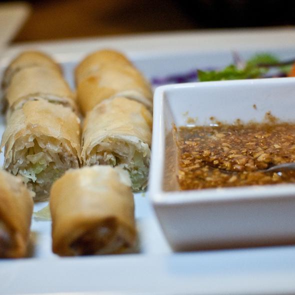 Thai Rolls @ Ronnarong Thai Tapas Bar