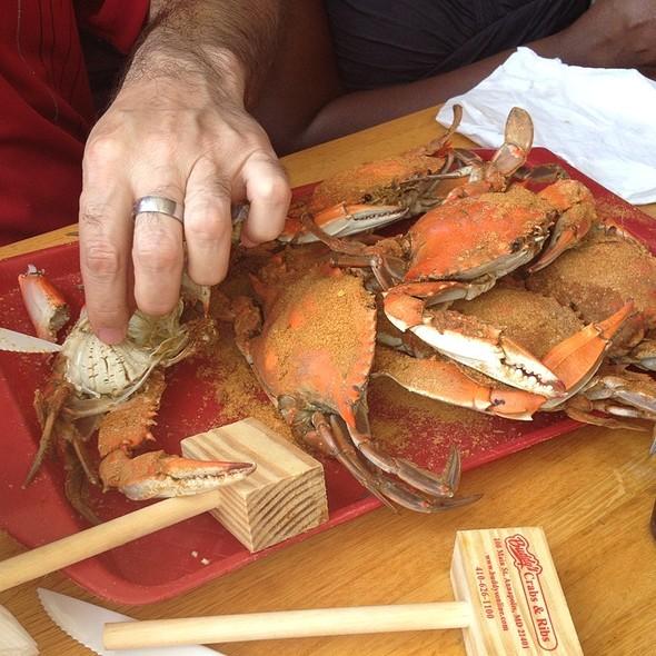 Blue Crab @ Buddy's Crabs & Ribs