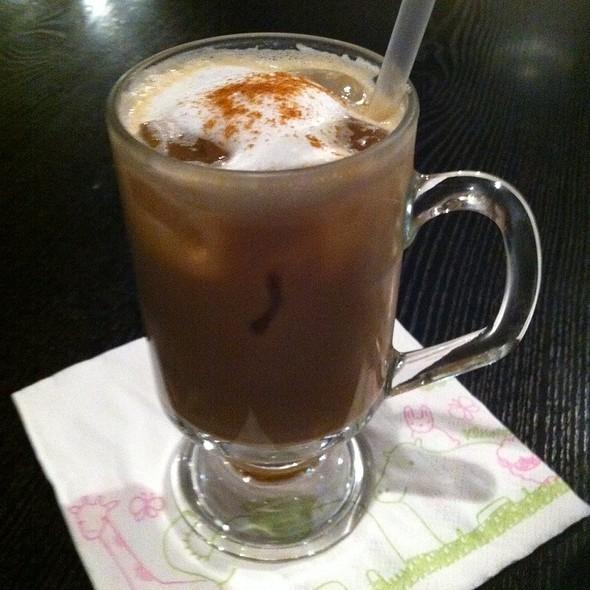 Honey Latte @ Coffee Prince Korea