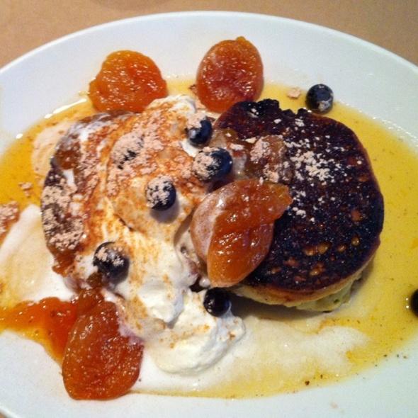 Heavy Handed Pancakes @ Smoke Restaurant