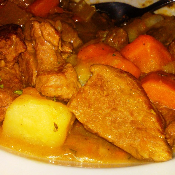 Lamb Stew @ P. Brennan's Irish Pub