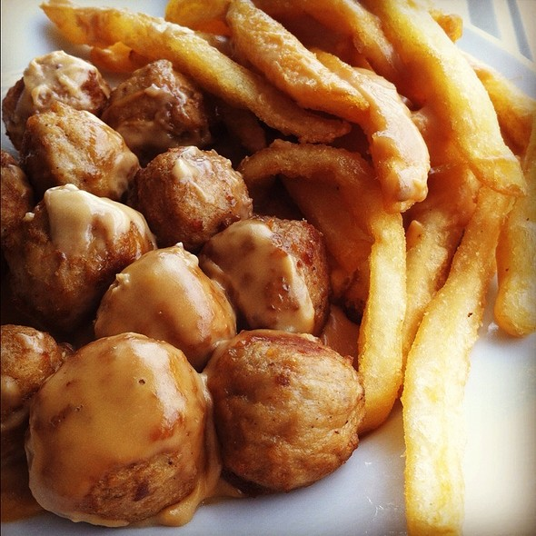 Swedish Meatballs @ IKEA Conshohocken, PA