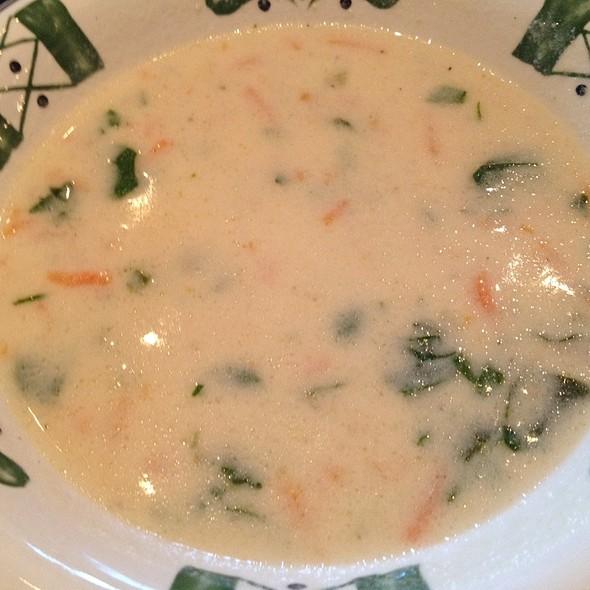Chicken Gnocci Soup @ Olive Garden