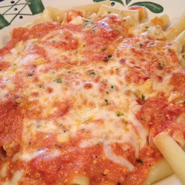 Five Cheese Ziti al Forno @ Olive Garden
