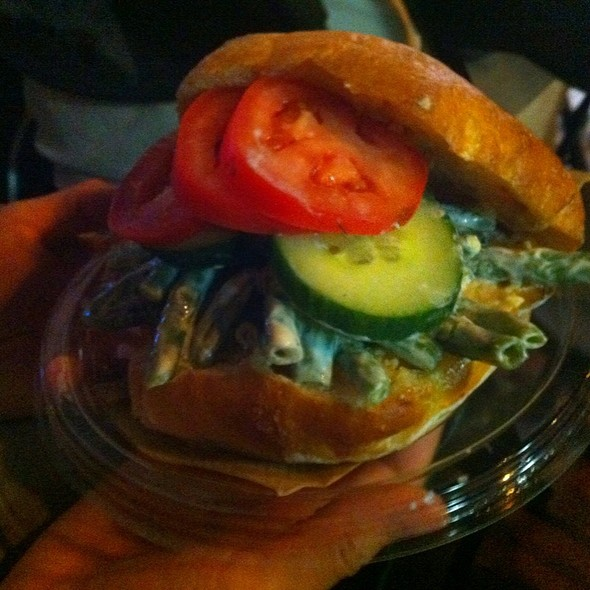 Vegetarian Sammie @ Come And Get It 416