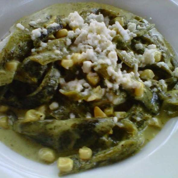 Rajas Poblanas @ Yxta Cocina Mexicana