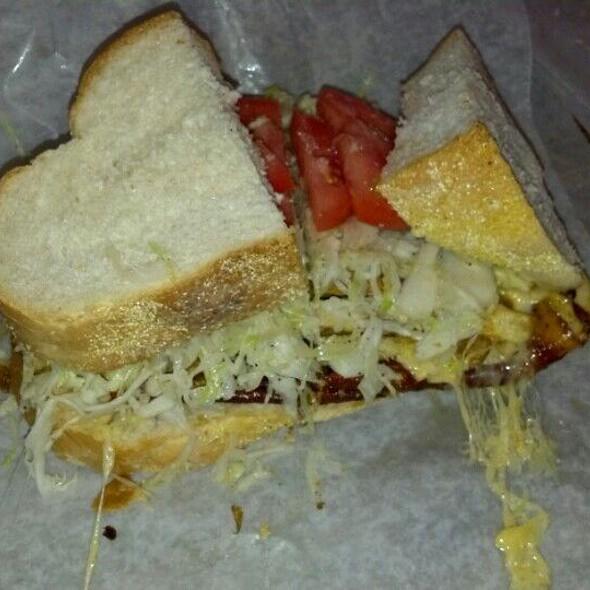 Cheese Sandwich @ Primanti Brothers-Market Square
