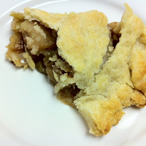 Vegan Apple Pie @ Dough Bakery