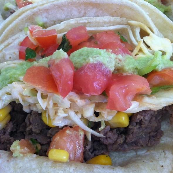 Spicy Bulgogi Taco @ Kortako