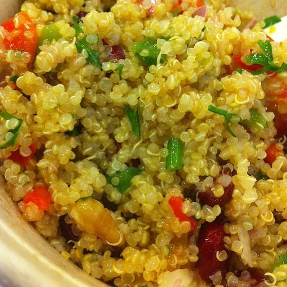 Quinoa Salad @ Nanoosh