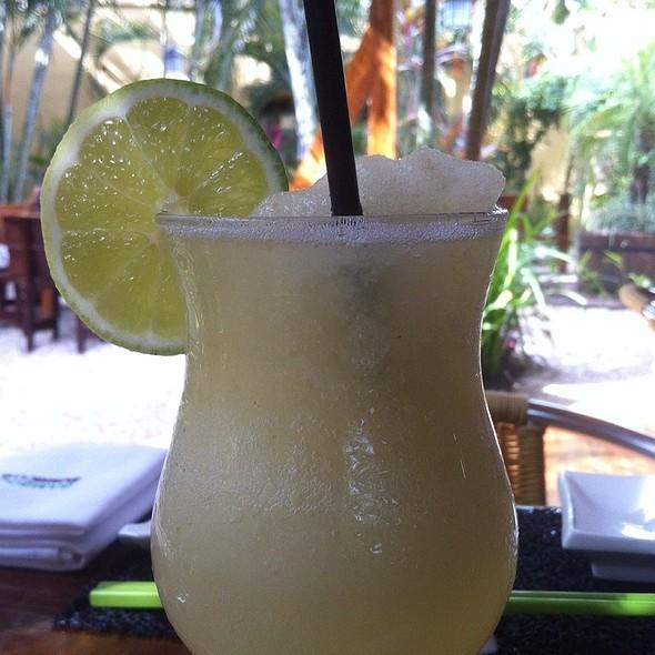 Ginger Lemonade @ Bamboo Sushi Club