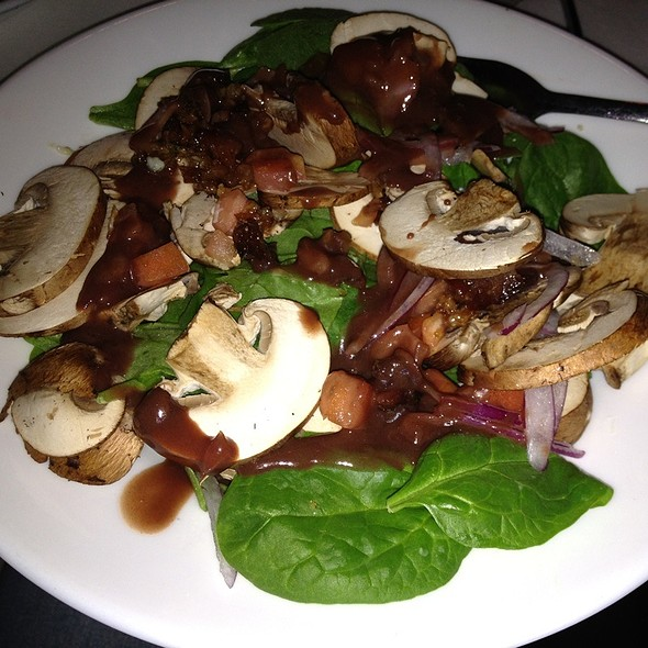 Spinach Salad - The Melting Pot - Reston, Reston, VA
