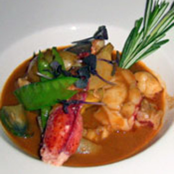 Rosemary Lobster Fricasse