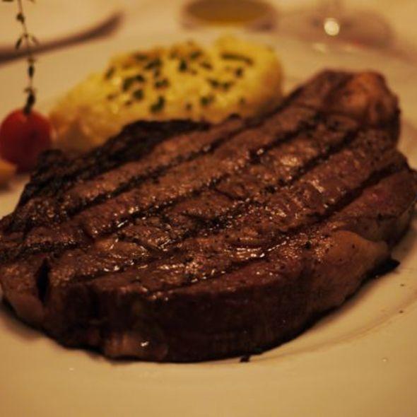 Ribeye Steak @ Elbert'S Steak Room