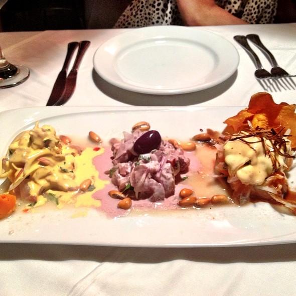 Degustación De Ceviches  @ Chirú