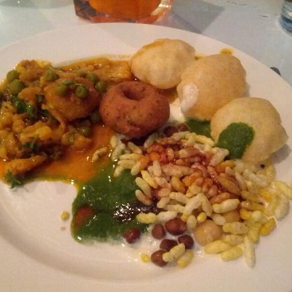 Vegetarian Indian Buffet