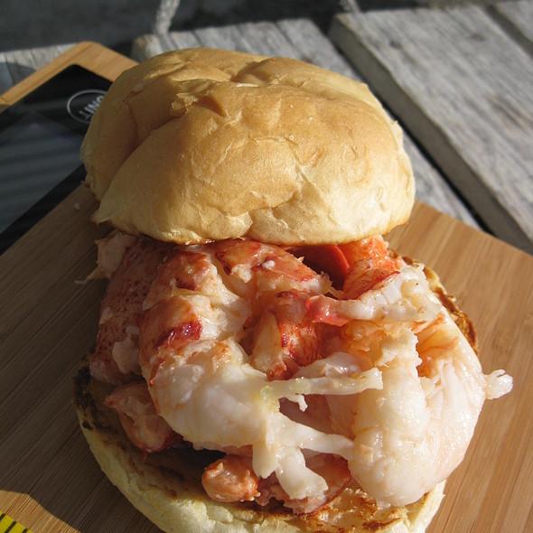 Lobster Roll (Sandwich) @ Clam Shack