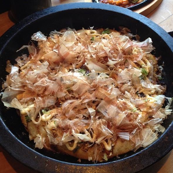 Okonomiyaki @ Namu Gaji