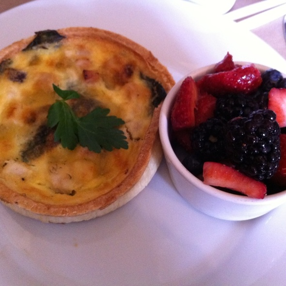 Turkey And Spinach Quiche @ Sun In My Belly