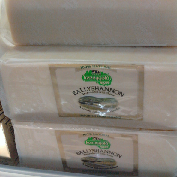 Ballyshannon Cheese @ Sam's Club