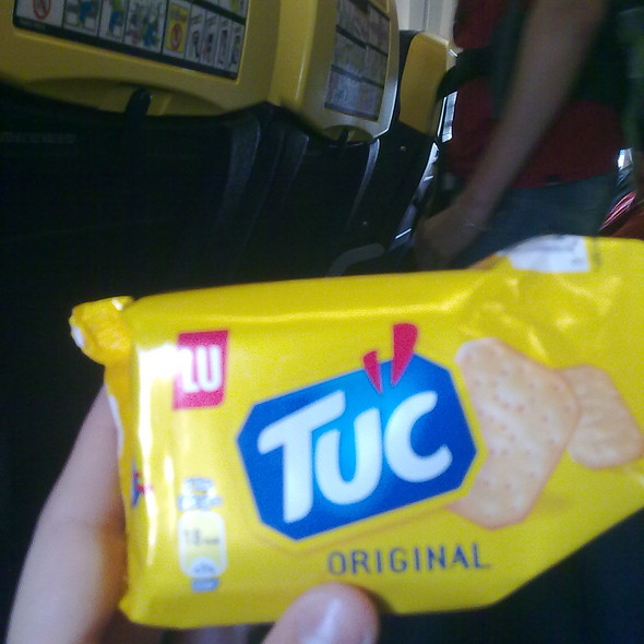 Tuc  @ Ryanair flight Bxl to Lamezia