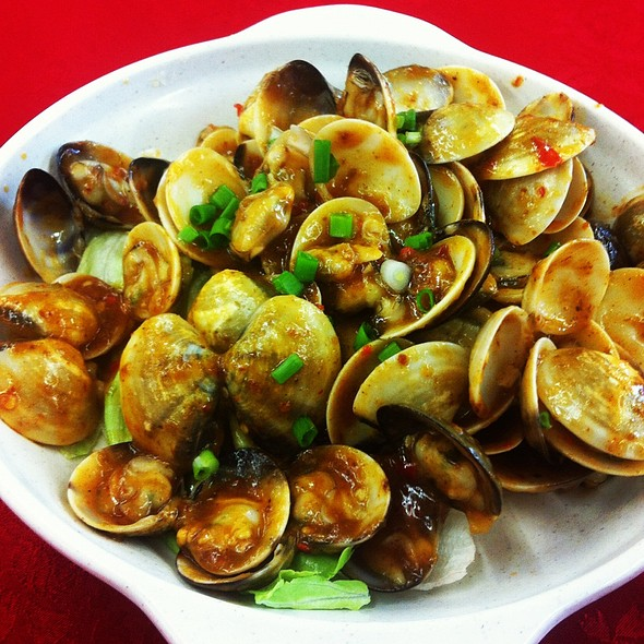Sambal Lala Clams