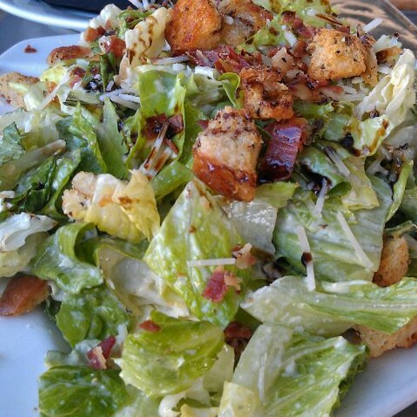 Basil Ceasar Salad - Nob Hill Bar & Grill, Albuquerque, NM