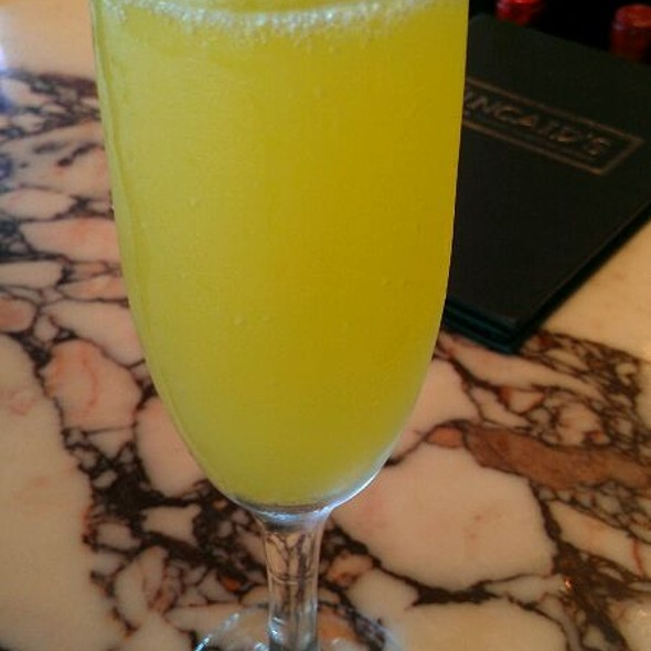 Mimosa @ Kincaid's Bayhouse