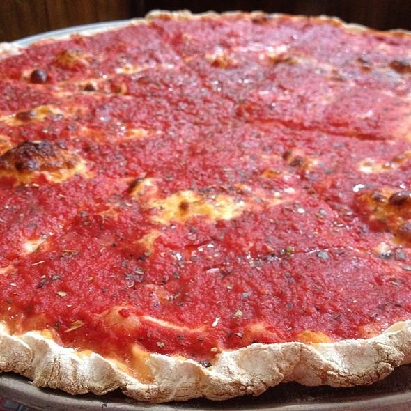 Tomato Pie @ Tony's Place