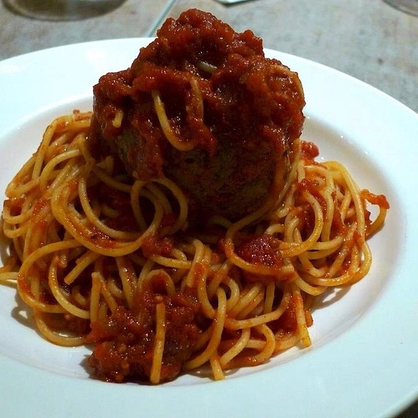 The Meatballs That Ate Manhattan @ NYDC