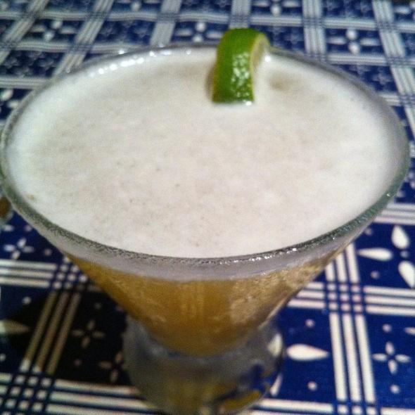 Pineapple Margarita @ Russell Street Bar-B-Que