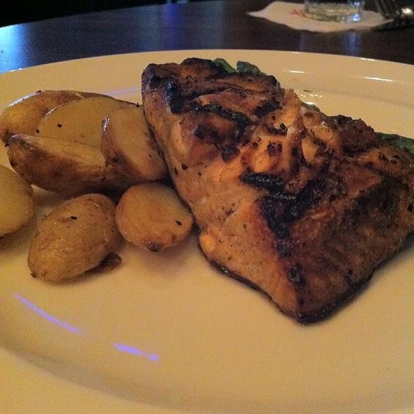Simply Grilled Salmon @ Palomino