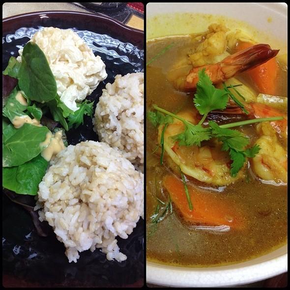 Shrimp Curry @ The Curry